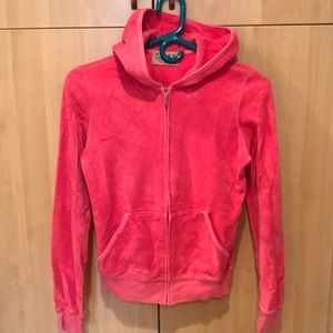 Juicy Couture terrycloth Jacket